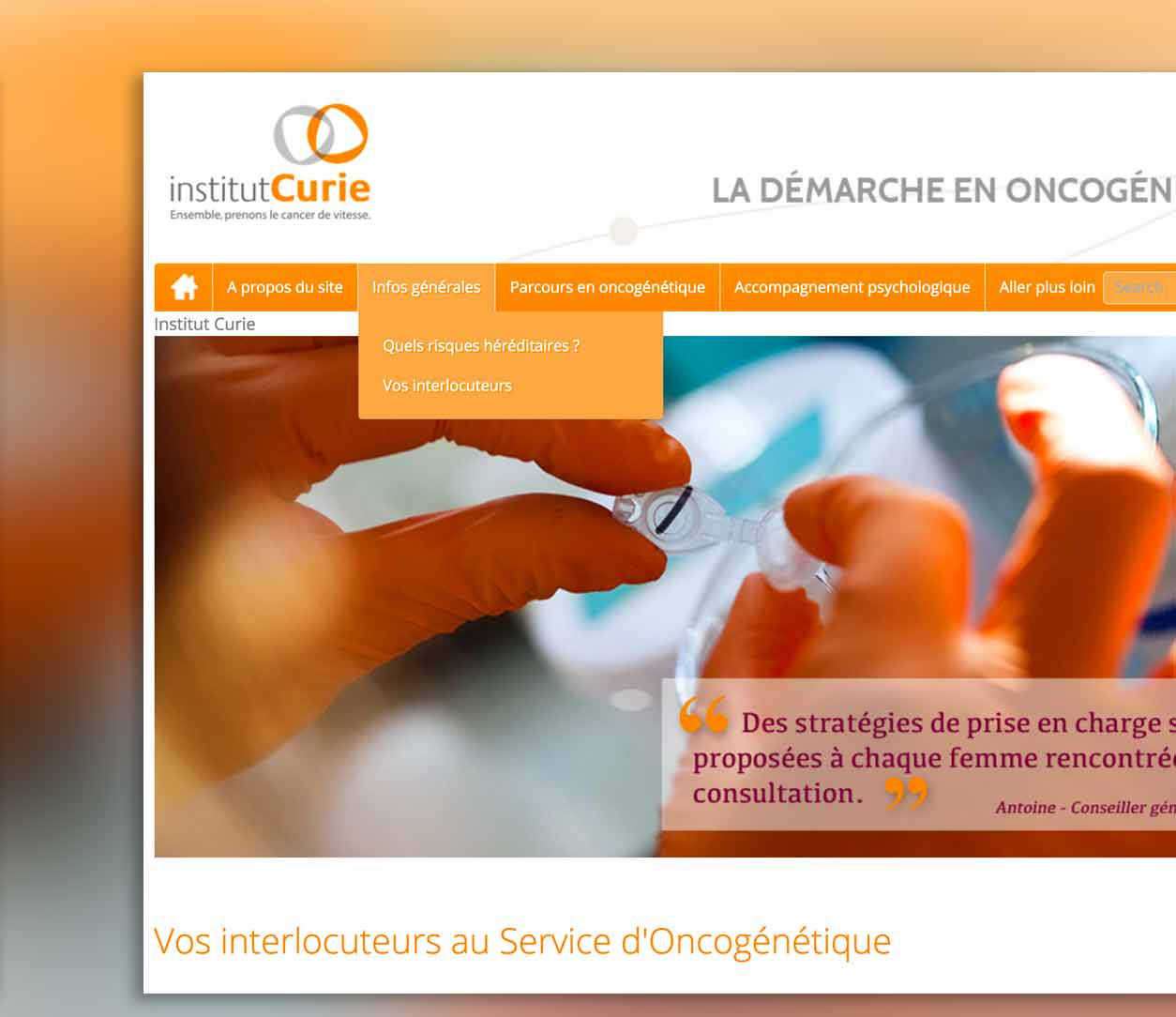 oncogenetique